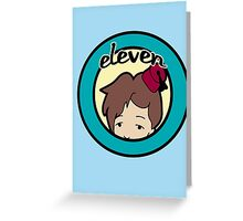 Daria - Eleven Greeting Card
