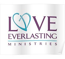 Love Everlasting Ministries Garb Poster
