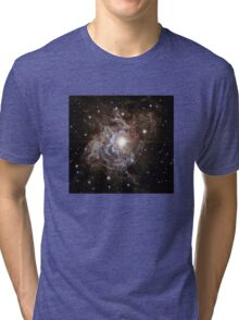 Bright Star in the Universe Tri-blend T-Shirt