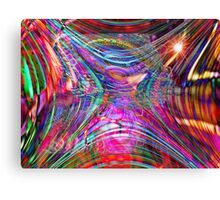 Four Layer Blend: Shimmer (UF0539)  Canvas Print