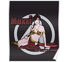Slave Moxxi Poster