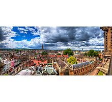 Overlooking Oxford 2.0 Photographic Print