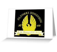 Aldmeri Dominion 2.0 Greeting Card