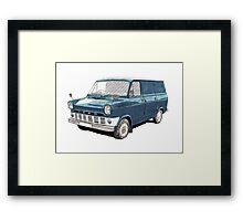 Ford Transit Mark 1 Framed Print