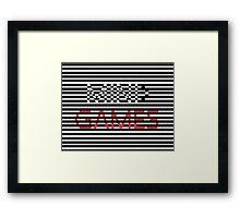 Mind Games Framed Print