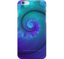 Designed & manipulated fractal iPhone Case/Skin