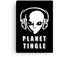 Planet Tingle Canvas Print