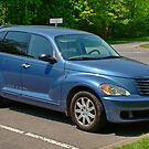 Blue Pt Cruiser by AnnDixon