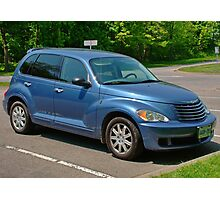 Blue Pt Cruiser Photographic Print
