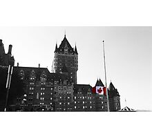 Quebec City, Canada Photographic Print