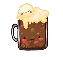 Cute Rootbeer Design by OfficialSenpai