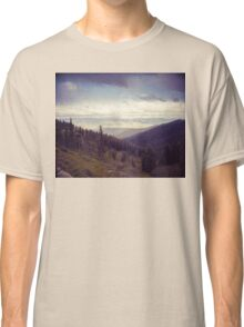 Epic Mountains of Wyoming Classic T-Shirt
