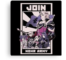 Join Nohr!  Canvas Print