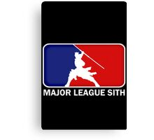 Major League Sith Canvas Print