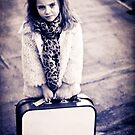 .suitcase. by Emma Collins