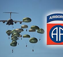 82nd Airborne Division - Jump by Kevin Abel Photography