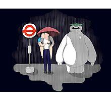 Phan/Totoro/BH6 Crossover Photographic Print