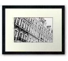 1985 - dizzy Framed Print