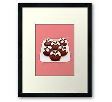 Xmas Cookies Framed Print