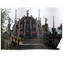 Isola Bella Gardens - The Triumph  Poster