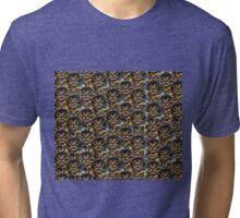 rigby face Tri-blend T-Shirt