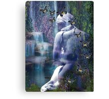 ETHEREAL BONDING Canvas Print