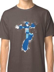 Mega Man X Splattery Any Color Shirt or Hoodie Classic T-Shirt