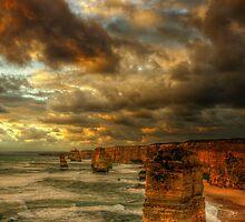 Twilight of the Gods by Felix Haryanto