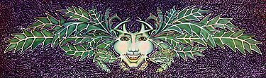 Tim's Greenman by Diane Johnson-Mosley