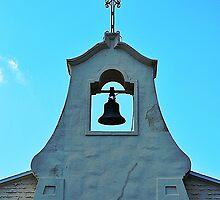 Church Steeple  by joevoz