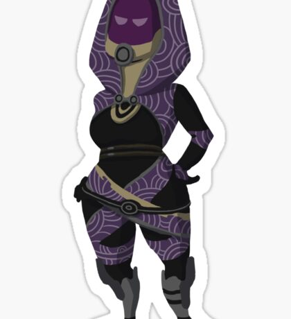 Tali'Zorah Sticker