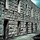Prison Blues by kwill