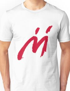 M Graffiti  Unisex T-Shirt