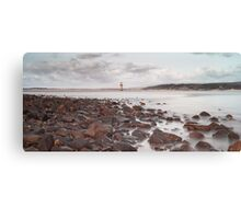 Whiteford lighthouse North Gower Canvas Print