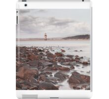 Whiteford lighthouse North Gower iPad Case/Skin