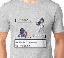Satsuki wants to fight! Unisex T-Shirt