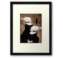 Soul sister Framed Print