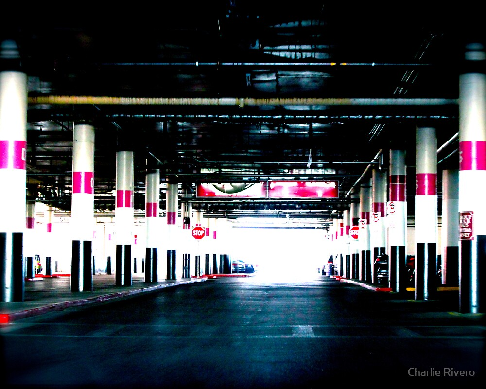 Parking Lost by Charlie Rivero