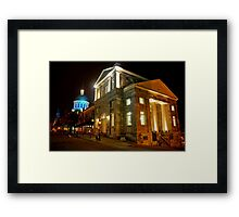 Evening Elegance  Framed Print