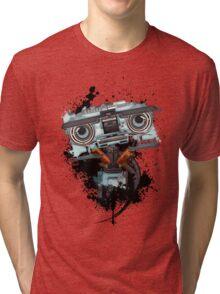 NUMBER 5 IS ALIVE!!! Tri-blend T-Shirt