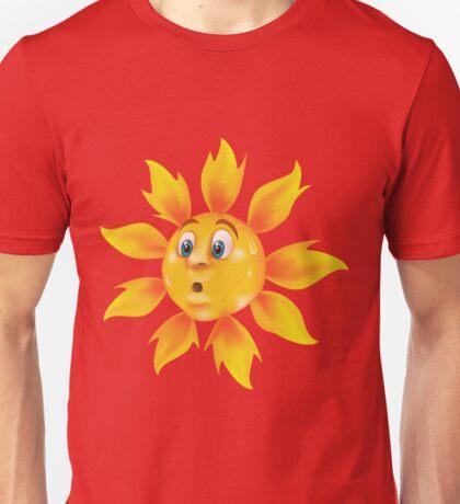 Sweating sun Unisex T-Shirt
