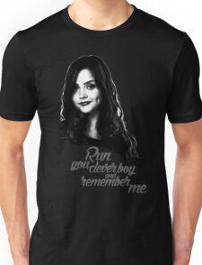Clara Oswald/Run... Unisex T-Shirt