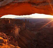 Mesa Sunrise by Rick Louie