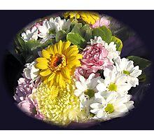 Beautiful Bouquet Photographic Print