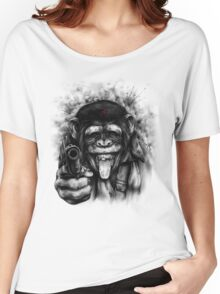 CHIMP GUEVARA Women's Relaxed Fit T-Shirt