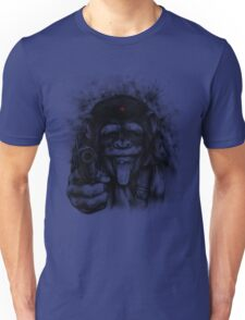 CHIMP GUEVARA Unisex T-Shirt