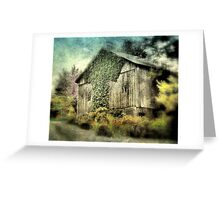 The Wonderville Barn Greeting Card