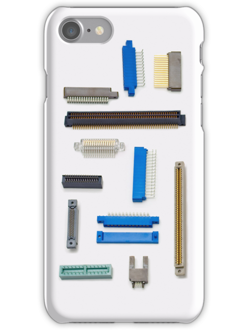 Sullins Electronics iPhone Case by Khalil Sullins