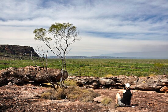 Outback Horizons by Karine Radcliffe