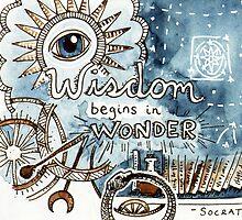 Wisdom  by sjanemills